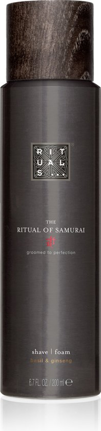 RITUALS The Ritual of Samurai Scheerschuim - 200 ml