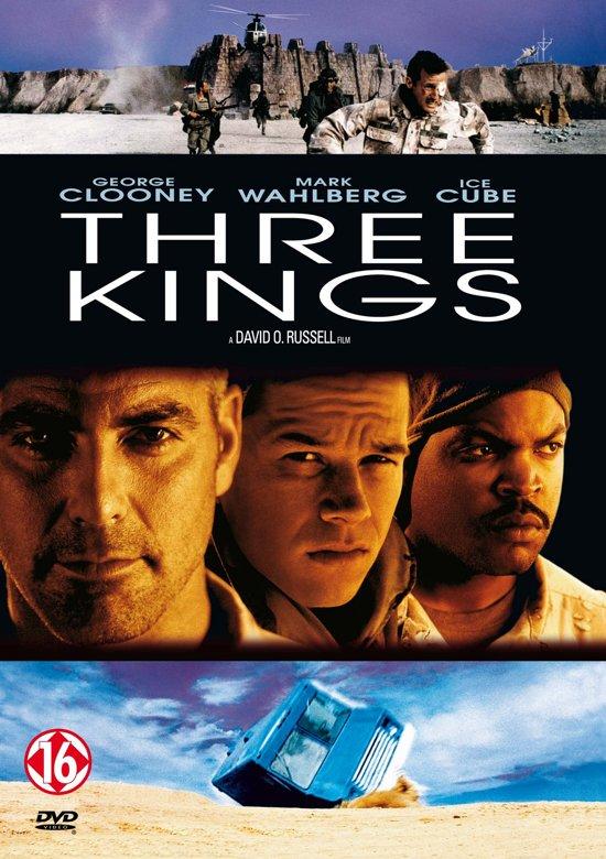 Cover van de film 'Three Kings'