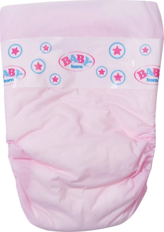BABY born Luiers 5-Pack