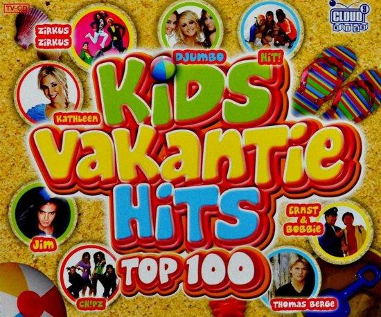Kids Vakantie Hits Top 100