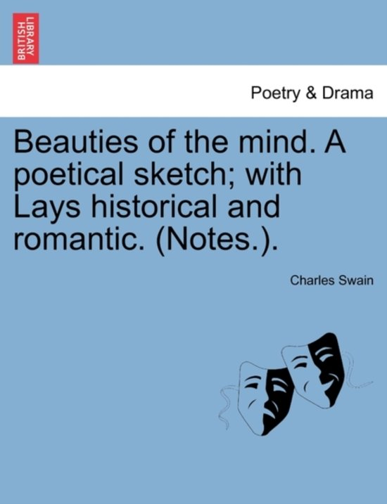 Beauties of the mind. A poetical sketch