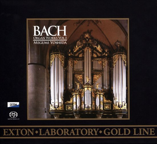 Bach: Organ Works Vol. 1