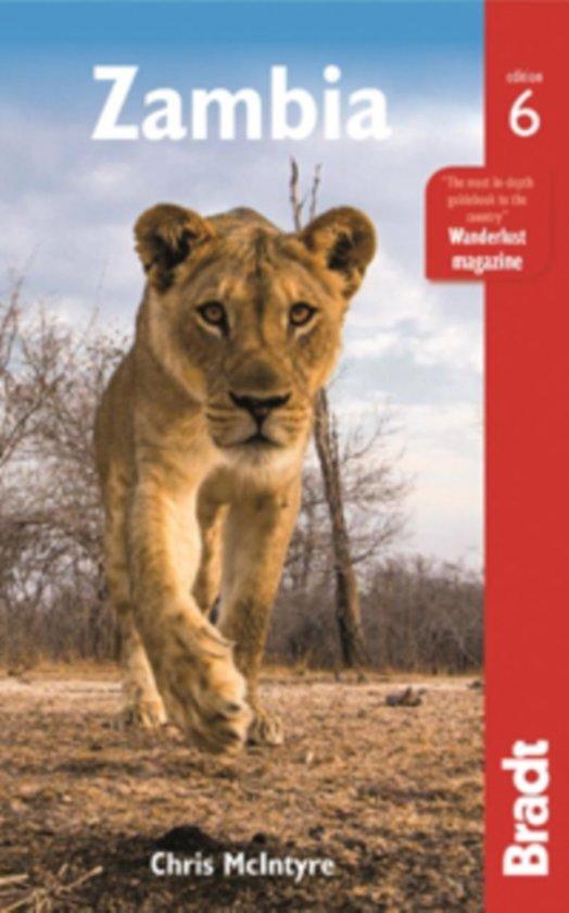 Bradt Guide Zambia