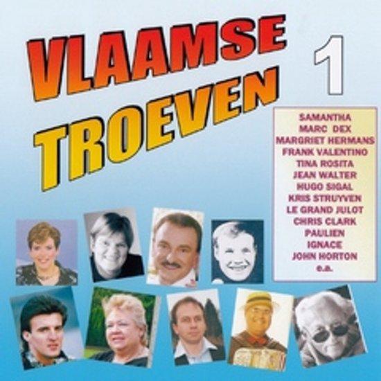 DIVERSE ARTIESTEN - Vlaamse Troeven vol. 1