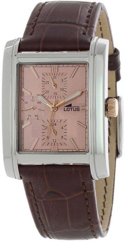 Lotus smart casual 18223/4 Mannen Quartz horloge