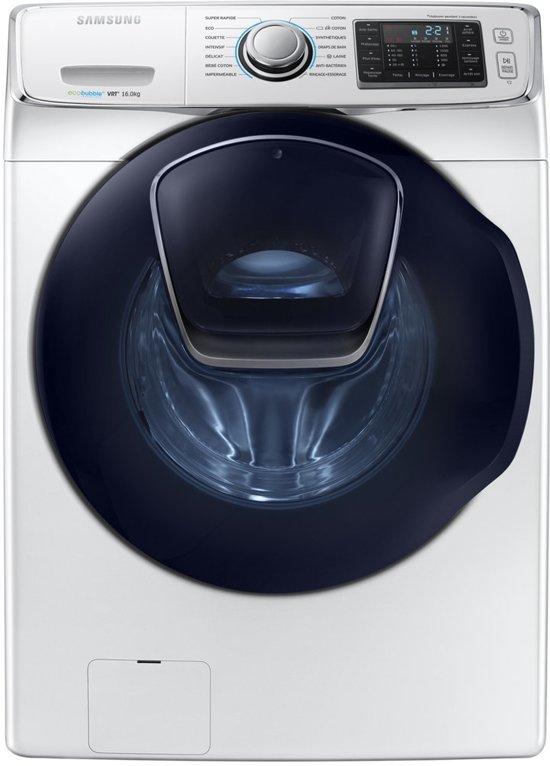 Samsung WF16J6500EW - Wasmachine