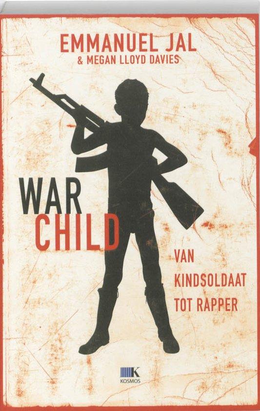 Boek cover War Child van E. Jal (Paperback)