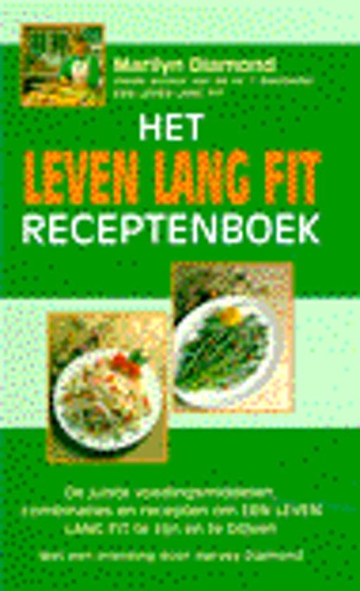 Het leven lang fit receptenboek - Voorkant