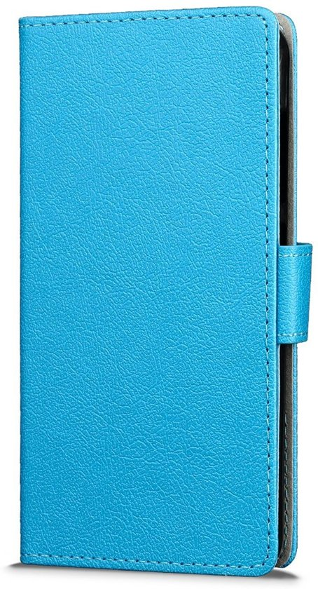 Knaldeals.com - Huawei Honor 5c hoesje - Book Wallet Case - blauw in Emmadorp