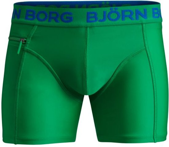 Bjorn Borg Zwembroek Heren.Bol Com Bjorn Borg Stretch Shorts Zipper Heren Zwembroek Groen