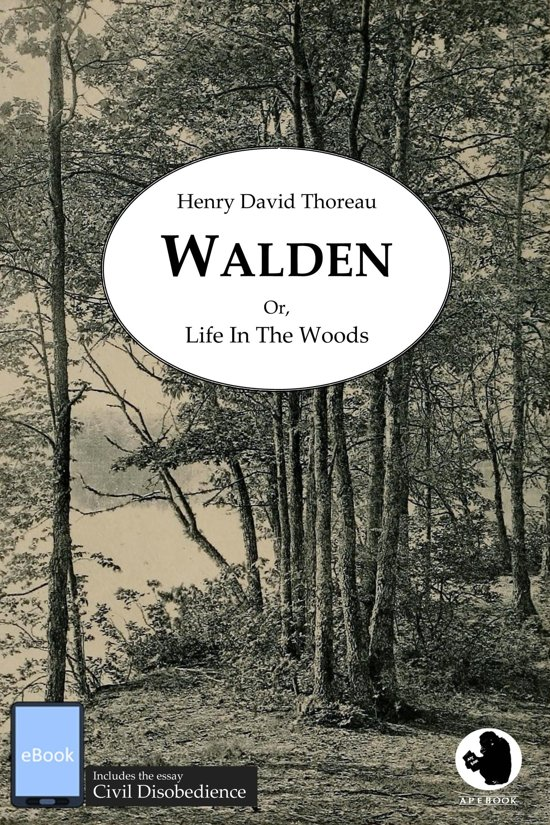 Walden Thoreau Epub