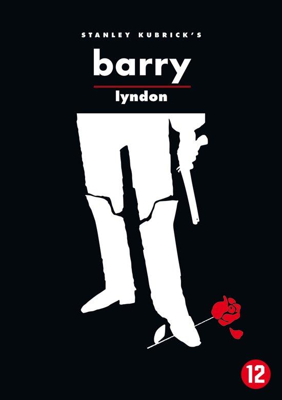 DVD cover van Barry Lyndon