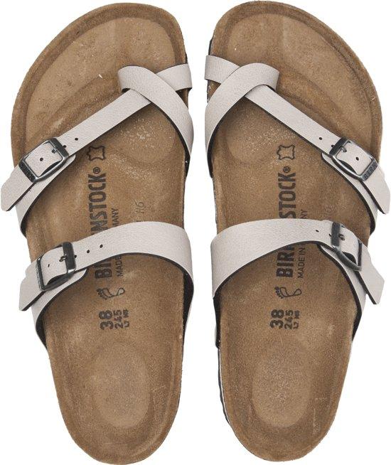 Chaussures Marron Birkenstock Mayari Pour Les Femmes 38 TfZPyPwXB