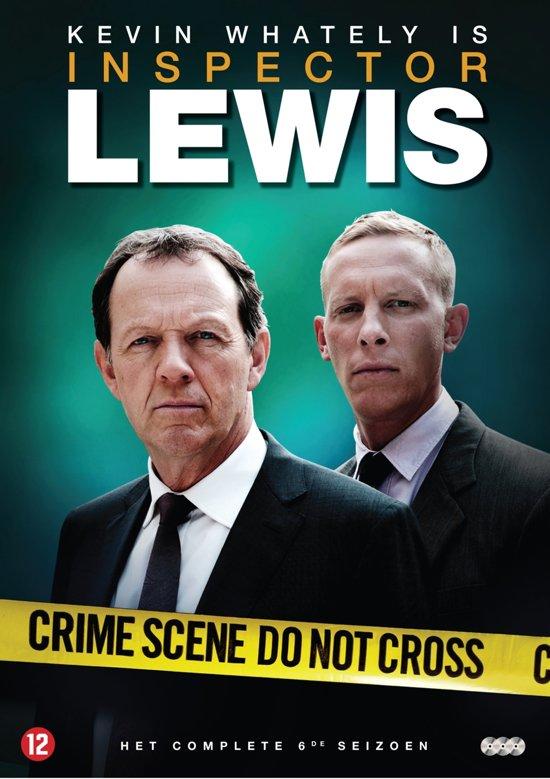 Inspector Lewis - Seizoen 6