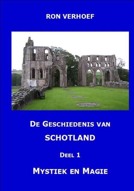 Geschiedenis van schotland boek