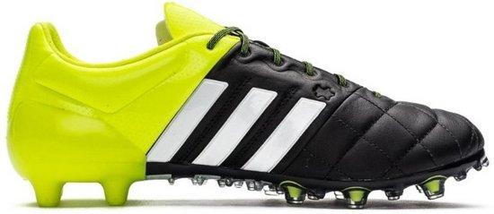 Adidas Hommes X 15.1 Fg / Ag Chaussures De Football En Cuir - Blanc - 40 Eu DSsbBzml