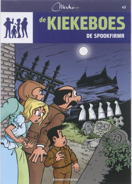 De Kiekeboes 43 - De spookfirma