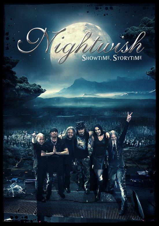 Nightwish - Showtime Storytime (2Blu-Ray+2Cd)