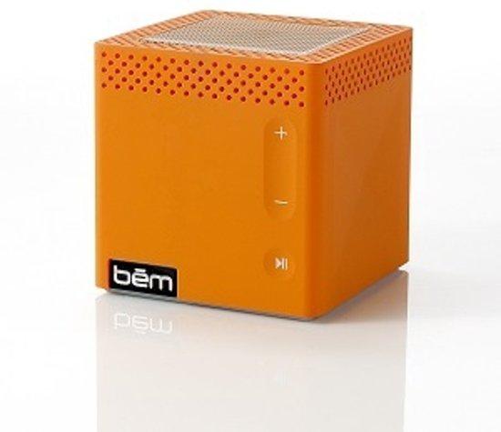 BEM Mobile Speaker oranje HL2022D draadloze Bluetooth speaker