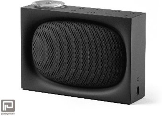 Lexon Ona Radio & Bluetooth Speaker