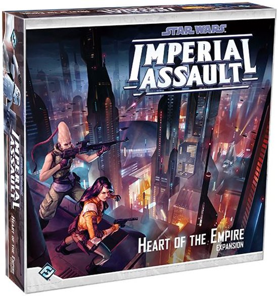 Star Wars Imperial Assault Heart of the empire exp