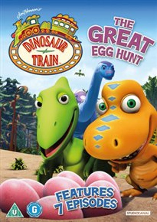 Dinosaur Train - Great Egg Hunt