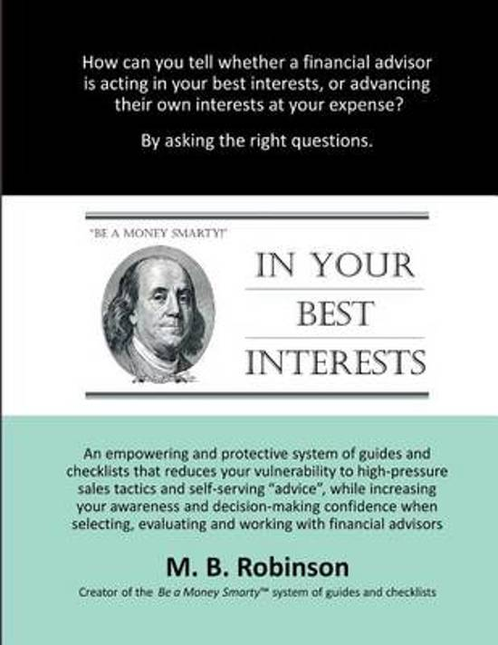 In Your Best Interests