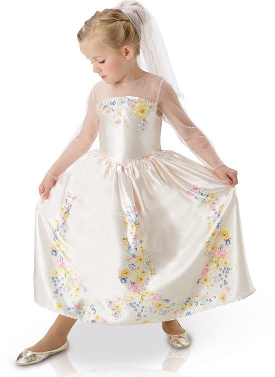 Trouwjurk Assepoester De Film Voor Meisjes Verkleedkleding 110 116 Carnavalskleding