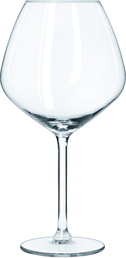 Royal Leerdam Wijnglazen.Bol Com Royal Leerdam Carr De Luxe Wijnglas 75 Cl 6 Stuks