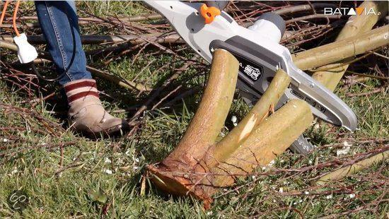 Batavia Croc Saw - Elektrische Kettingzaag 600W - 20 cm Zwaardlengte