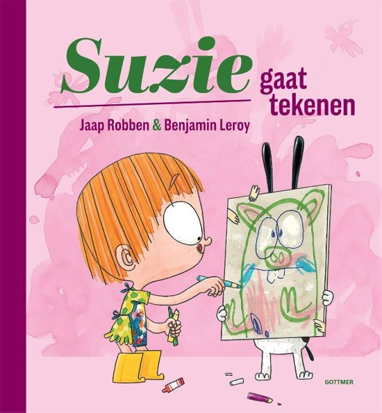 Suzie - Suzie gaat tekenen