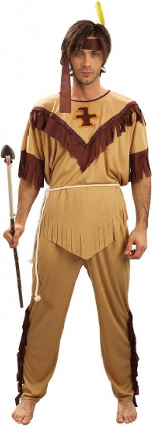 Voordelig indianen kostuum voor heren One size