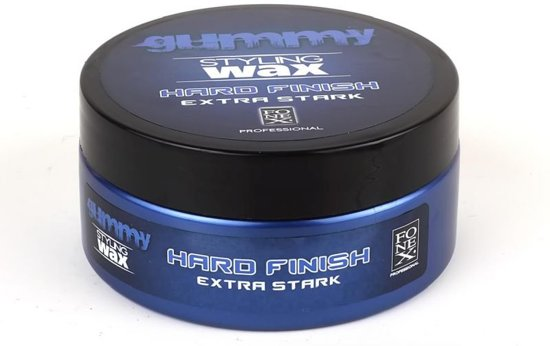 Fonex Gummy Styling Wax Hard Finish extra stark 150 ml