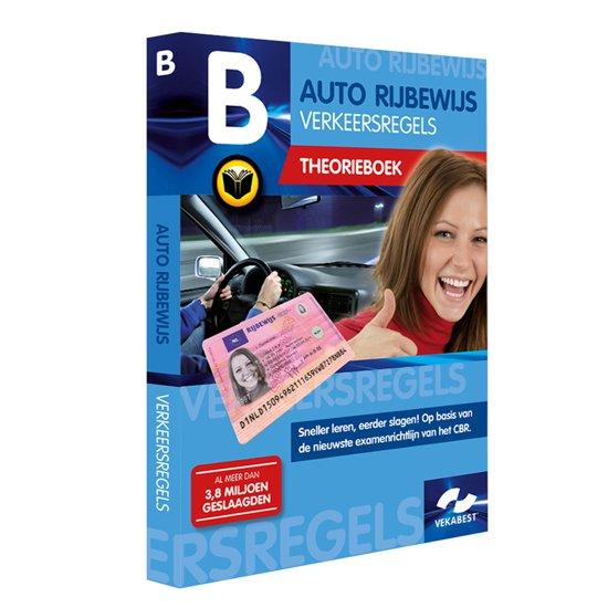 Auto Theorieboek 2019 Rijbewijs B - VekaBest - CBR Auto Theorie Leren met Auto Theorie Boek