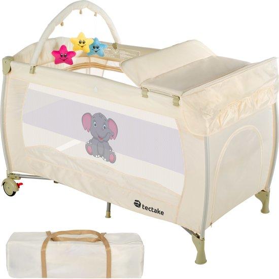 Deryan Baby Luxe Campingbedje Khaki.Top Honderd Zoekterm Baby Campingbedje