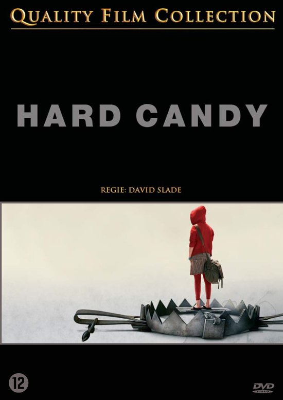DVD cover van Qfc; Hard Candy