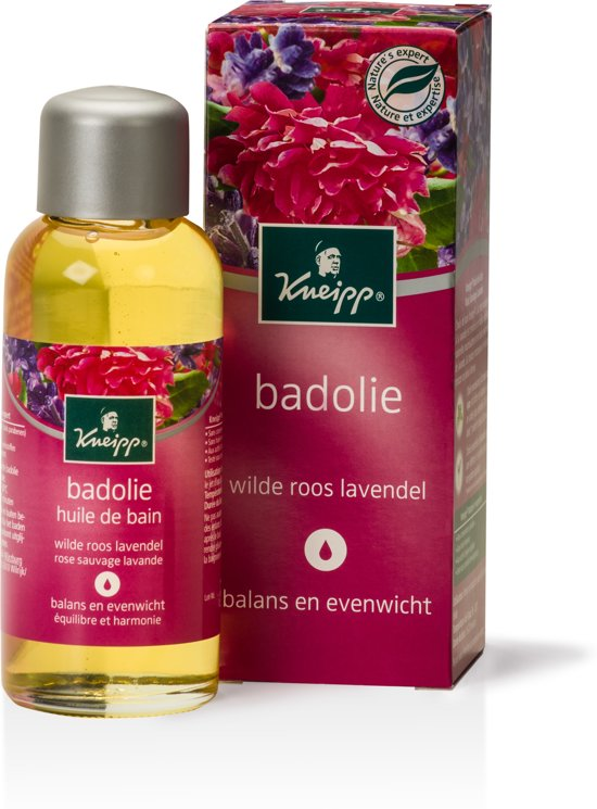 Kneipp Wilde Roos Lavendel Badolie - 100 ml