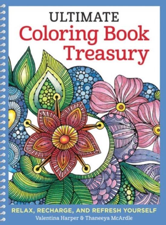 Ultimate Coloring Book Treasury