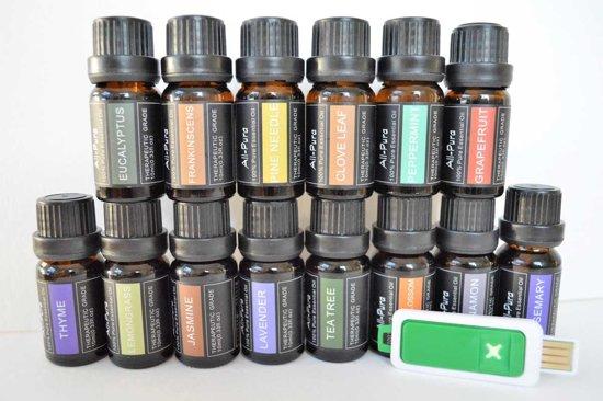 essentiele olie