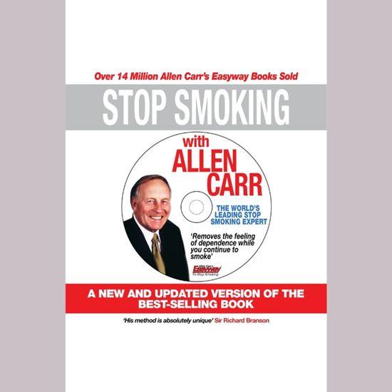 Boek cover Stop Smoking with Allen Carr van Allen Carr (Onbekend)