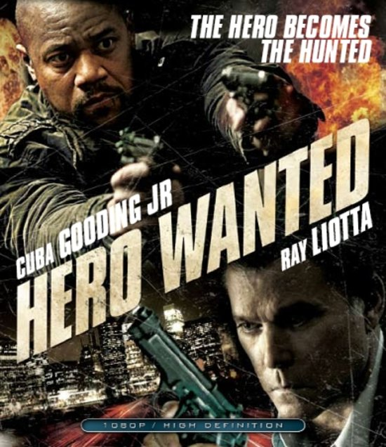 Cover van de film 'Hero Wanted'