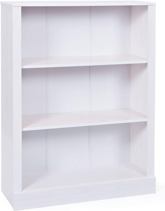 landelijke boekenkast provence 12 in romantische stijl