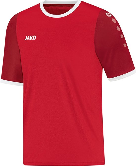 Jako Leeds Voetbalshirt - Voetbalshirts  - rood - S