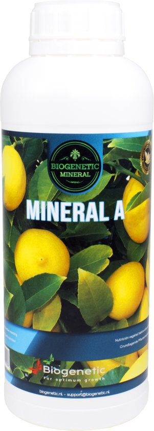 Biogenetic Mineral A & B All-around basis planten voeding - 2x 10000ml
