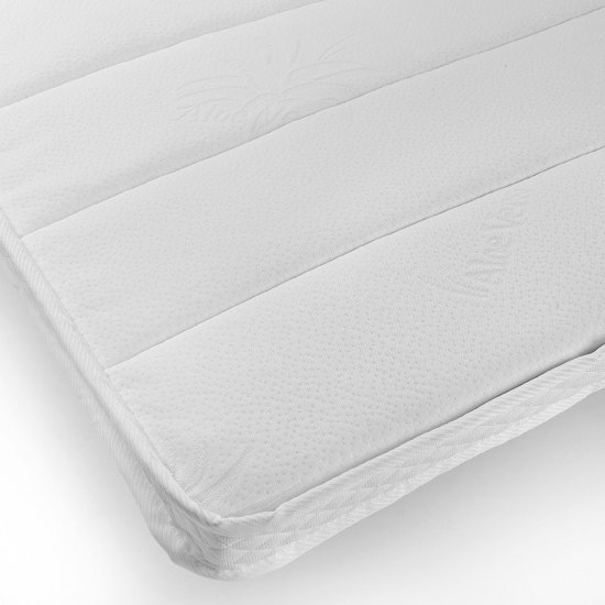 Topdekmatras - Topper 180x200 - Latex HR65 6cm - medium
