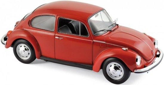 Volkswagen Kever 1303 Rood 1973 1-18 Norev