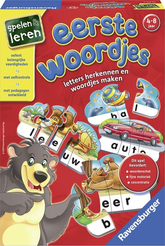 Ravensburger Eerste woordjes - leerspel
