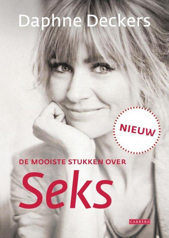 Boek cover Seks van Daphne Deckers (Hardcover)