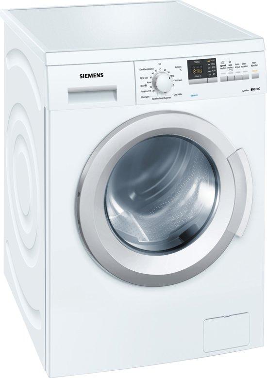 Voorkeur bol.com   Siemens WM14Q363NL - iQ500 - iSensoric - Wasmachine DE36