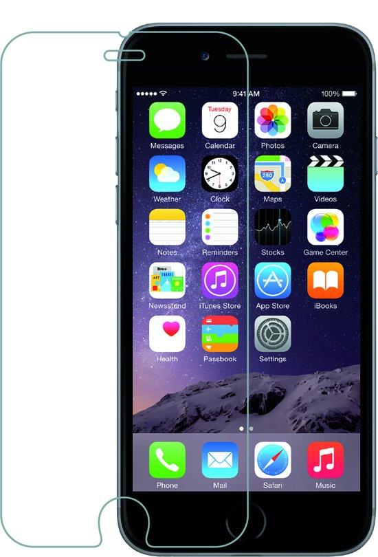 Azuri screenprotector tempered glass - Voor Apple iPhone 7 en Apple iPhone 8